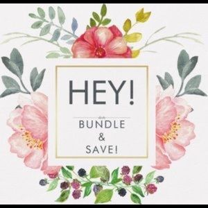Other - Bundle and save !!